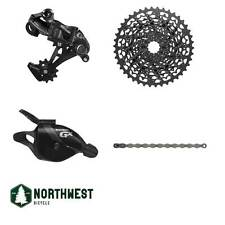 Sram GX 11-Speed Mini Groupset Black 11-42 Cassette (Non XD Driver)