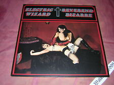 SPLIT Reverend Bizarre / Electric Wizard - Rise 12/116 Purple Vinyl EP 2008 rar