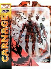 Diamond Marvel Select Carnage Figure Spider-man In Stock