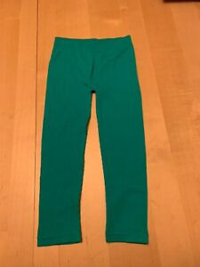 Epic Threads Ribbed Leggings, Teal/Turquoise, Girls Sz 4, NWT, Notes