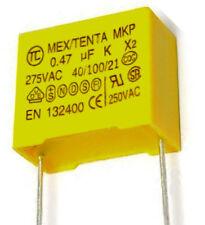 Kondensator 0,47µF 275V Ersatzteil f. Senseo® Kaffeemaschine 7810,7820,7840 u.a.