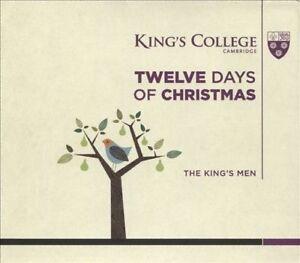 Twelve Days of Christmas (CD, Oct-2016, King's College Choir)