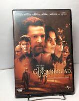 The Gingerbread Man 1998(DVD,2002)Kenneth Branagh-Robert Downey Jr-Free Shipping