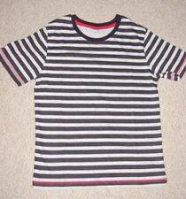 Abbigliamento senza marca a fantasia righe 100% Cotone per bambini dai 2 ai 16 anni