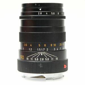 Leica 90mm f2.8 Tele-Elmarit-M Lens