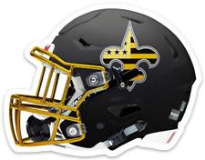 New Orleans Saints Helmet w/ Gold Fleur-De-Lis NFL Saints MAGNET !!!