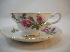 Royal Rose Fine China of Japan Tea Cup and Saucer Pink Rose