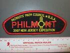 Boy Scout Patriot's Path SA-18  CSP 2669Y