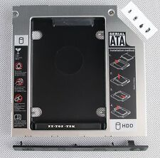 2nd Hard Drive 9.5MM HDD Caddy Adapter For HP EliteBook 2530P 2540p 2560p 2740p