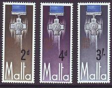 Malta 1967 SC 361-363 MH Set Maltese Cross