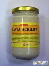 PITTURA DECORAZIONE - Pasta acrilica sabbiata per rilievo - 300 ml
