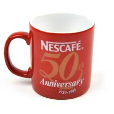 Nescafe Official 50th Anniversary 1939-1989 Collectors Mug FREE Postage