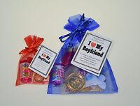 * Boyfriend Survival Kit Novelty Keepsake Valentine's Gift - Personalised Option