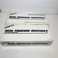Tyco  electric racing real truckin' Raceway JC  Penney