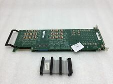 Dialogic D/120JCT-LS Combined Media Board 12 Port Analog Voice Fax Line PCI Card