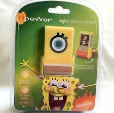 Spongebob Squarepants Digital PHOTO VIEWER 50+ Photos Npower Nickelodeon NEW
