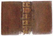 CORNEILLE-L'IMITATION DE JESUS-CHRIST - LIVRE ANCIEN XVII ème - RELIGIONS