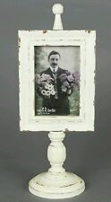 Set Of 2 Photo Frame Victorian Style Sass Belle Vintage Shabby Chic Standing