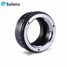 Selens Adapter Ring MD-NEX Minolta MC/ MD Lens to Sony E-Mount NEX-7 5 5R A7 A7R
