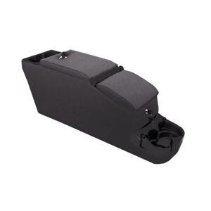 For Jeep Cj Wrangler Yj 76-95 Ii Locking Console Black Denim  X 13103.15