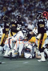 1981 Harry Carson NEW YORK GIANTS - 35mm Football Slide