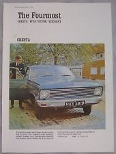 1966 Vauxhall Cresta Original advert