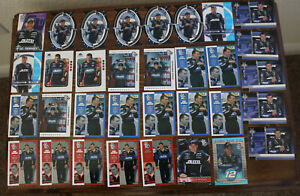 Ryan Newman - Lot of 75+ cards - loaded with Inserts - Press Pass, Wheels