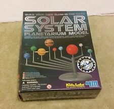 Build Your Own Glow in the Dark Solar System Planetarium Model