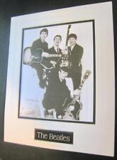 The Beatles Liverpool John Paul George Ringo Studio 8x10 proto with frame