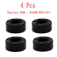4 pcs Oil Seal Gear Shift For Honda TRX70 ATC70 TRX90 Z50 C70 CT70 CT90 QA50 80R