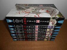 Hell Girl vol. 1 2 3 4 5 6 7/8/9 Manga Graphic Novel Book Complete Lot English
