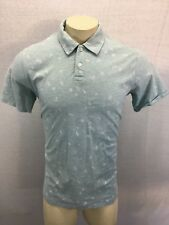Reyn Spooner Short Sleeve Green Polo Shirt Size L