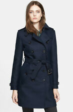 Burberry Brit Bramington Cotton Blend Trench Coat size 2 EU36 Jacket