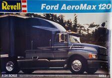 Revell Ford AeroMax 120 Semi Tractor Truck