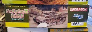 Dragon 1/35 Pz.Kpfw.III Ausf.E France 1940 6631