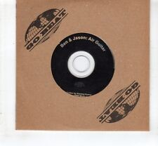 (HL493) Ben & Jason, Air Guitar - 1999 DJ CD