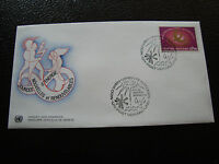 United Nations (Vienna) - Envelope 1er Day 29/5/1981 (cy58) United Nations