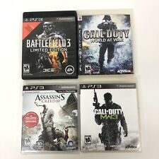 Ps3 Bundle Battlefield 3 Limited Assassins Creed 3 Call Of Duty Aa