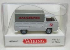 VW T2 mit Plane Amazone (grau)