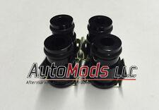 Set of 4  Fuel Injector Top Hat 1/2 inch Extender 11mm 11 dsm honda import