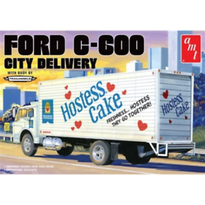 AMT 1139 1/25 Ford C-600 City Delivery Hostess* Brand New