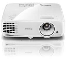 BenQ TW529 DLP Projektor Beamer 3D  HDMI WXGA 1280 x 800 Pixel 3300 Ansilumen !!