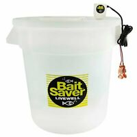 Marine Metal Individual 10 Gallon Bait Saver Livewell PBC-10I