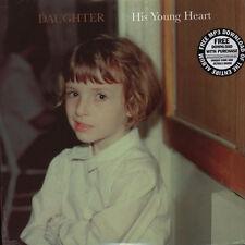 "Daughter - His Young Heart EP (Vinyl 10"" - 2012 - US - Original)"