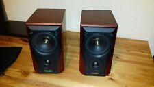 Mission 750 Limited Edition Farad Azima stereo speakers