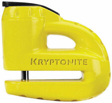 Kryptonite Keeper 5-S2 Disc Lock Motorcycle Disc Brake Security Lock and lanyard