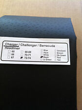 Charger Headliner 1972/1973/1974 New In Box All Pre-Sewn, In Stock Ready To Ship