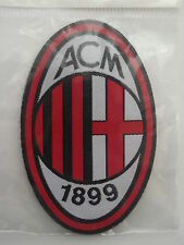 AC MILAN -  badge embroidery - new - sew or iron - AC MILAN - ITALY