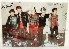 Korea Idol SHINee The First Taiwan Promo Folder (ClearFile)