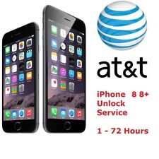 iPhone 8 8+ AT&T FACTORY UNLOCK CODE SERVICE - 100% GUARANTEE CLEAN IMEI FAST